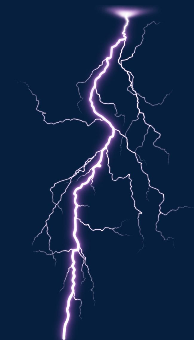 Vivid Lightning Thunder, Lightning Clipart, Lightning.