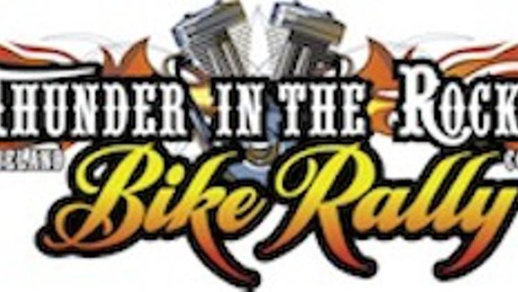 Thunder in the Rockies Bike Rally.
