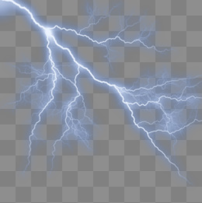 Lightning PNG.