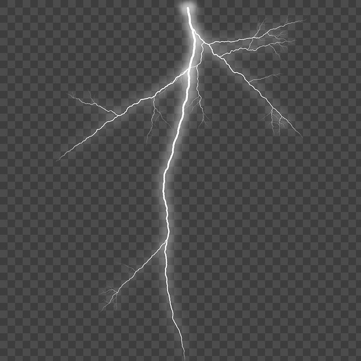 Lightning And Thunder PNG Images Free Download Searchpng.com.
