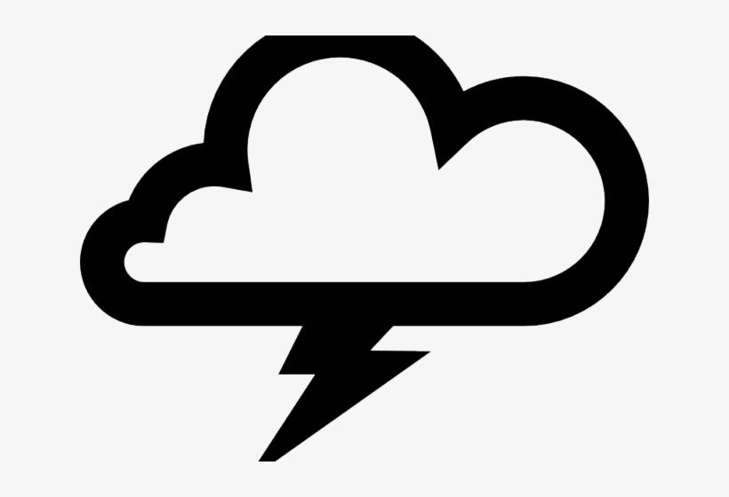 Thunderstorm Clipart Lightning Bolt.