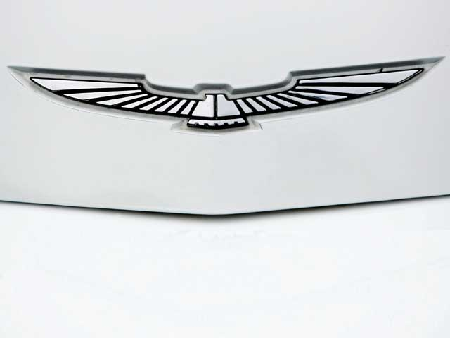 Thunderbird Car Symbol.