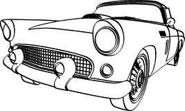 Thunderbird Stock Illustrations.