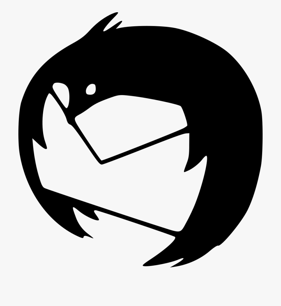 Thunderbird Outline Cliparts.