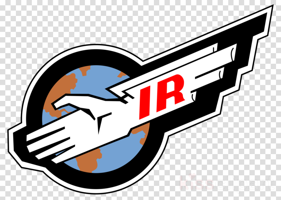 thunderbirds international rescue logo clipart Alan Tracy.