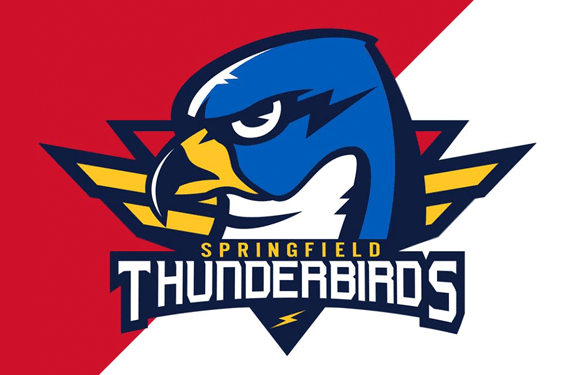 AHL: Springfield Thunderbirds Announce New Name, Logo.