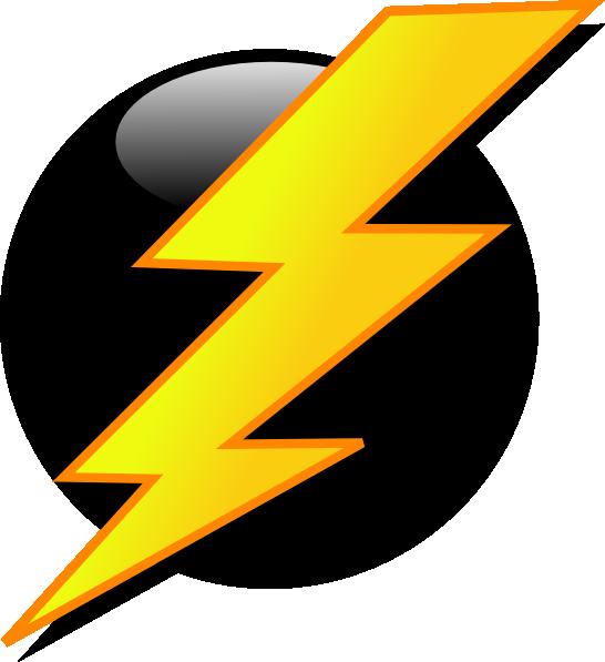 Lightning Icon Clip Art at Clker.com.