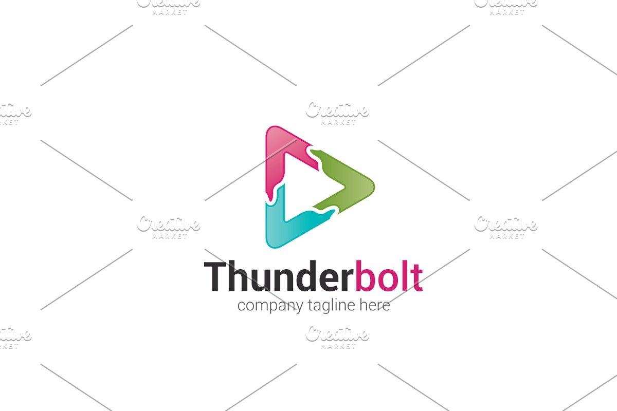 Thunderbolt Logo.
