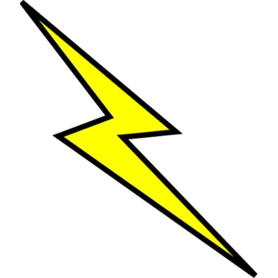 Showing post & media for Cartoon lightning bolt clipart.