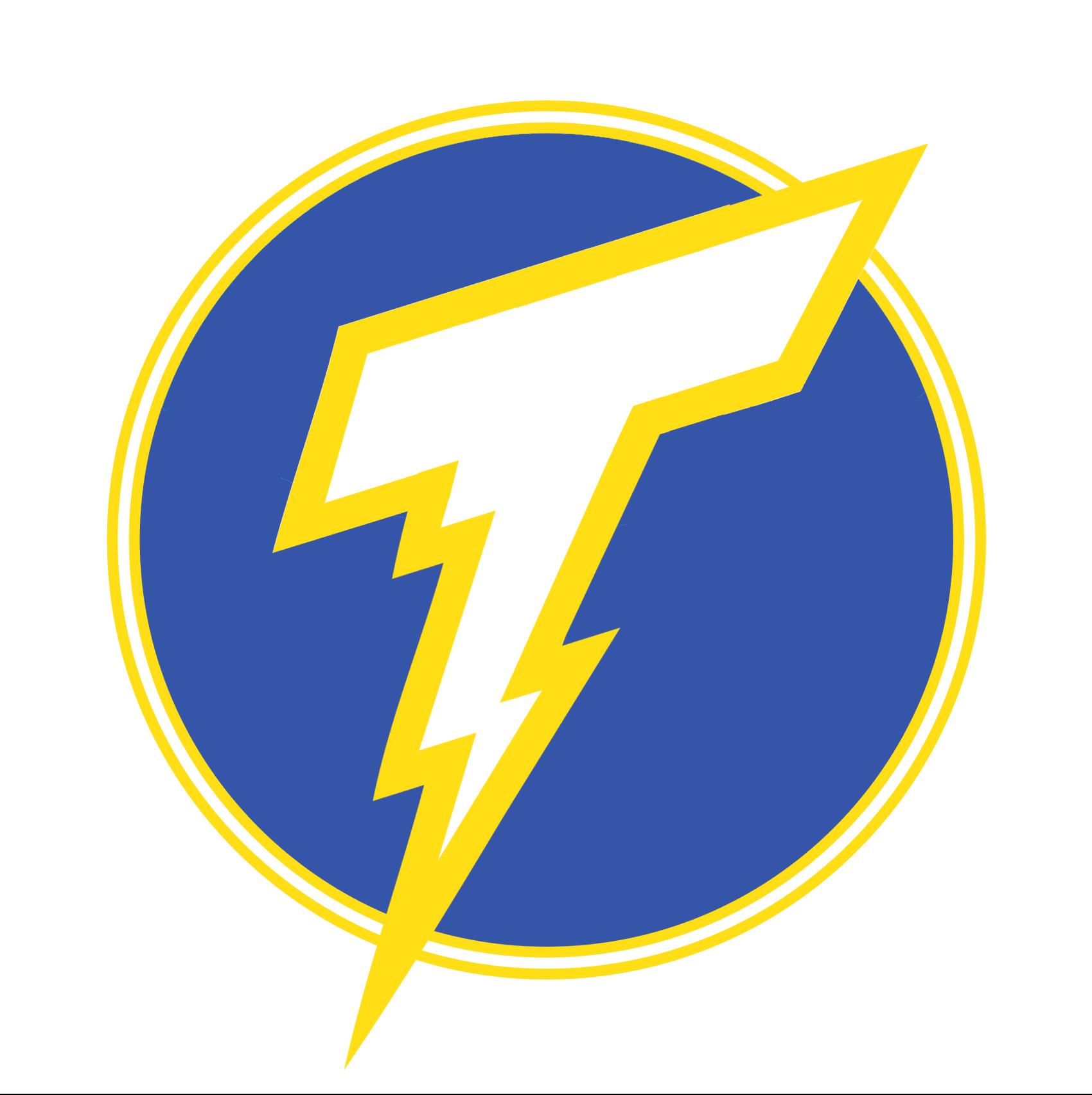 New logo: ⚡️Thunderbolts⚡️ : Marblelympics.