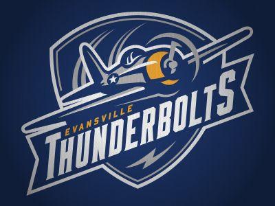 Evansville Thunderbolts.