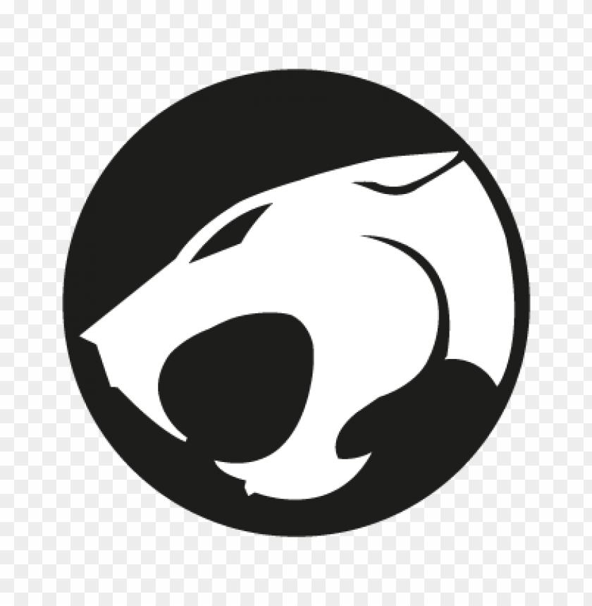 thundercats (.eps) vector logo download free.