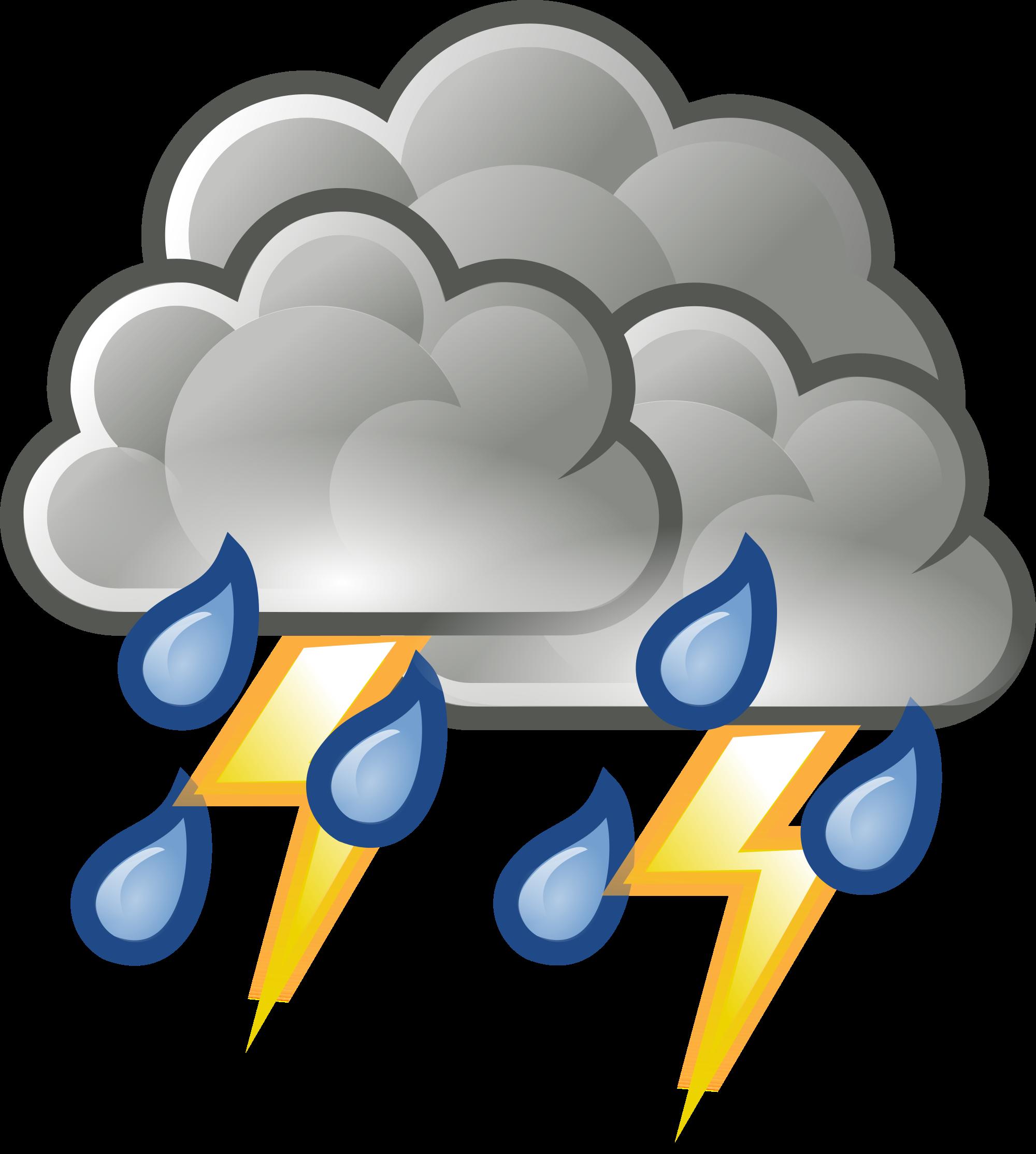 Thunderstorm Clipart. Clip Art. Ourcommunitymedia Free Clip Art Images.