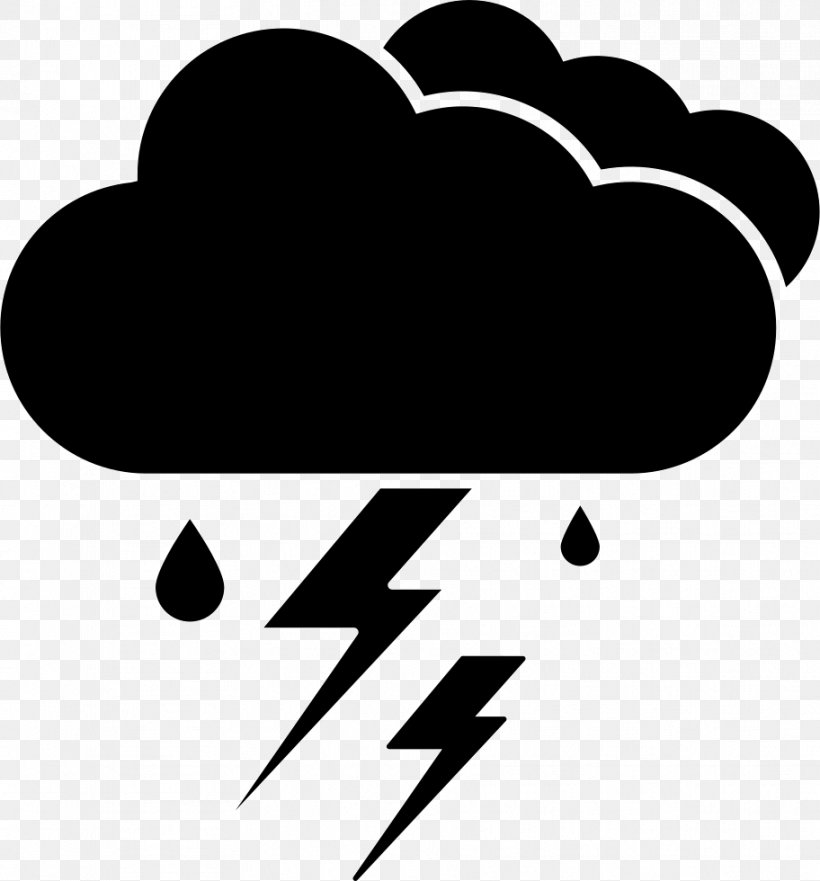 Thunderstorm, PNG, 912x980px, Thunderstorm, Black, Black And.