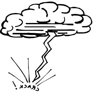 Free Thunder Cliparts, Download Free Clip Art, Free Clip Art.