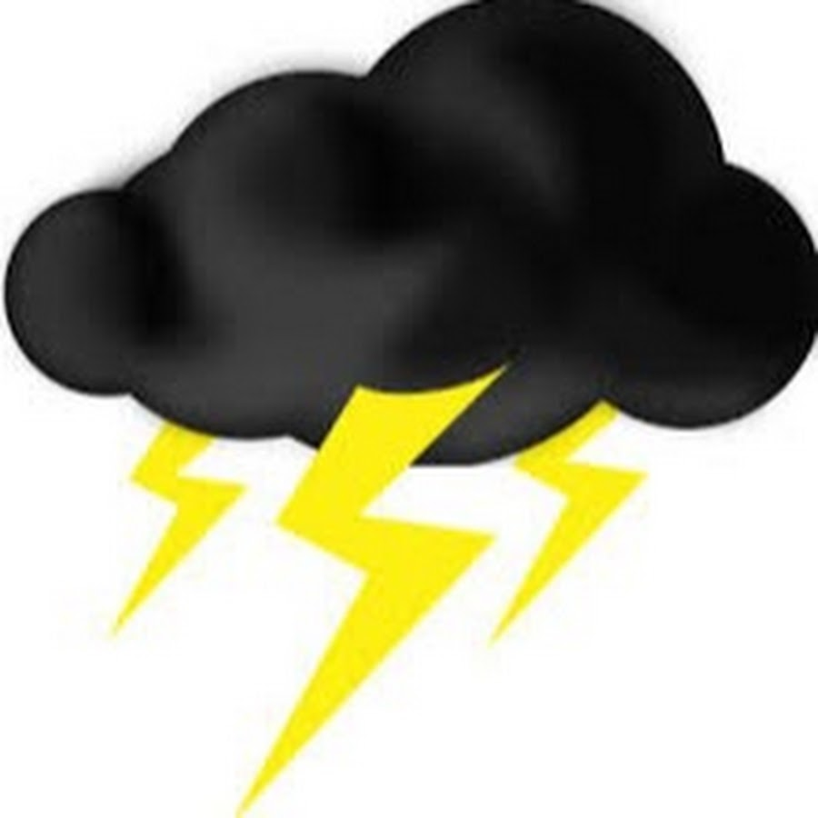 Thunderstorm live clipart.