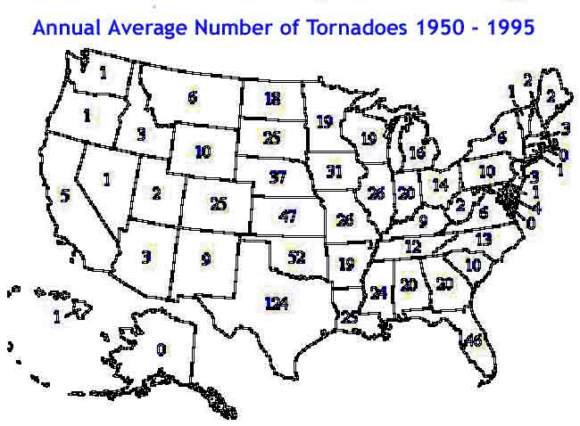 Cliff Mass Weather Blog: Why so few tornadoes in the Northwest.