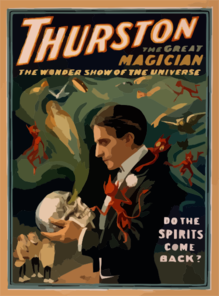 Thurston The Great Magician The Wonder Show Of The Universe. Clip.