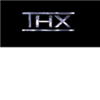 THX Logo.