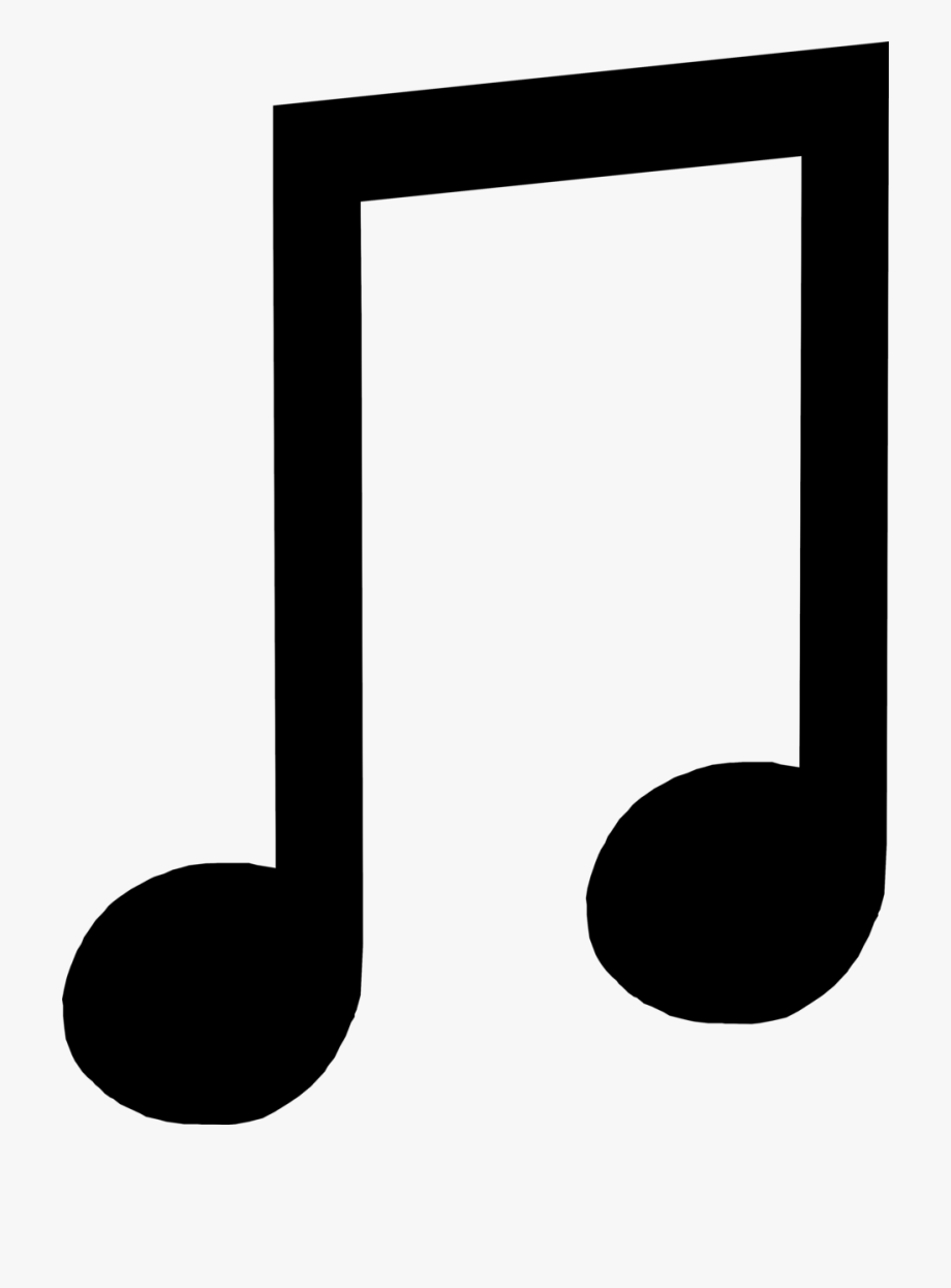 Music Notes Png White.