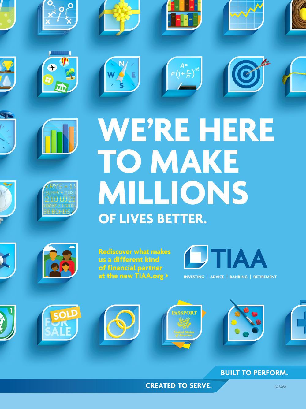 Brand New: New Name and Logo for TIAA.