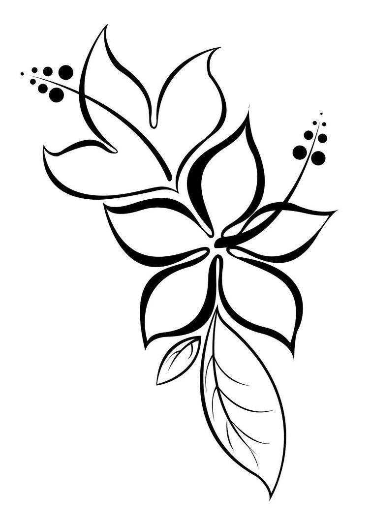 fleur tiare.