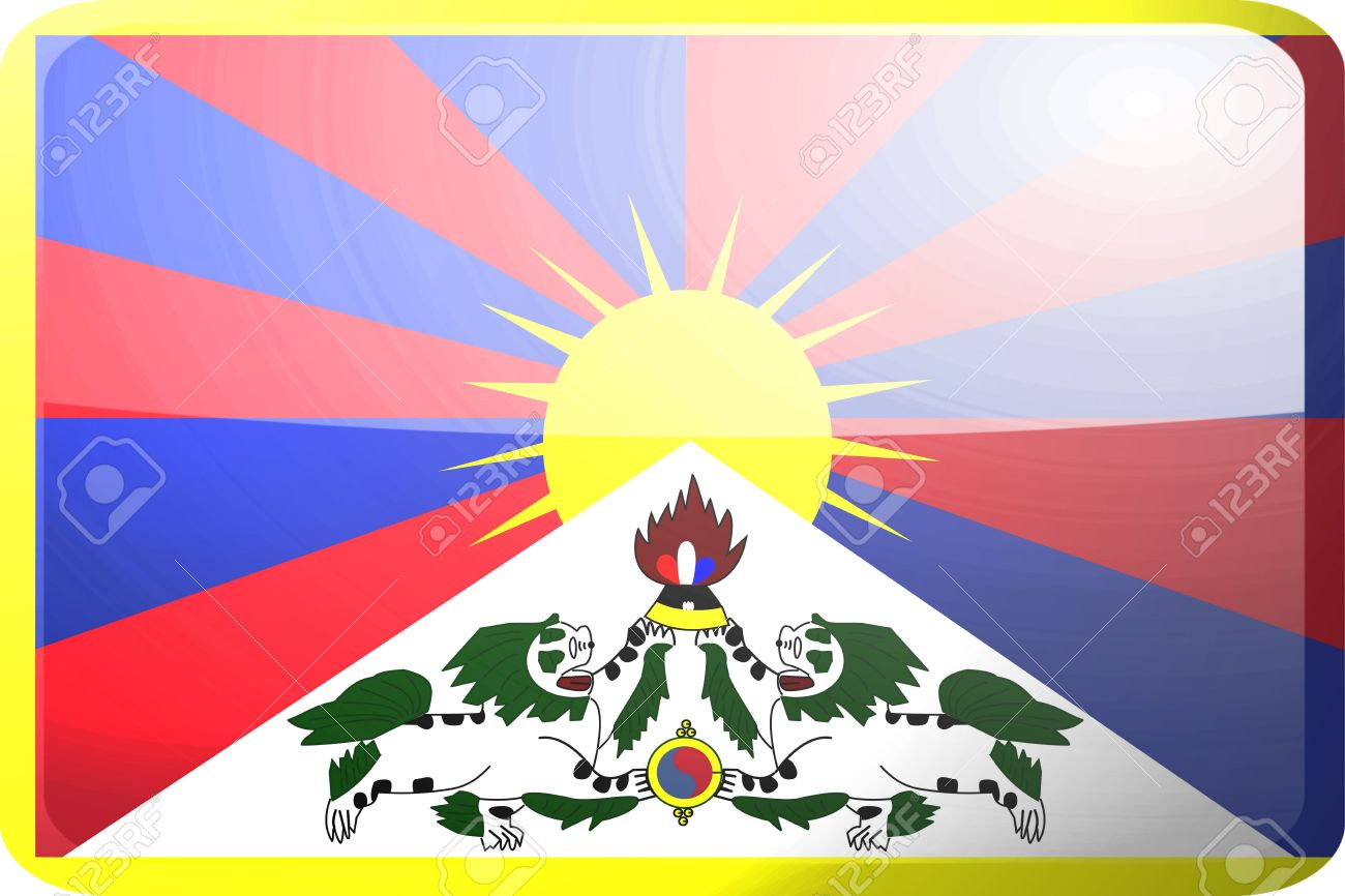 Tibet clipart.