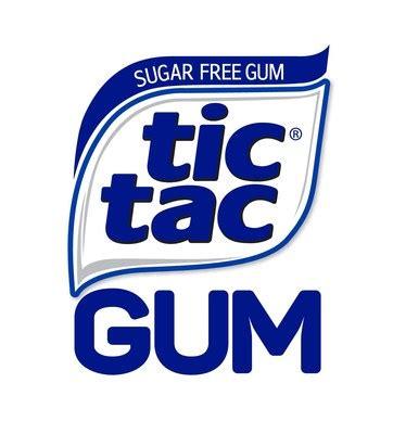 Tic tac gum Logos.