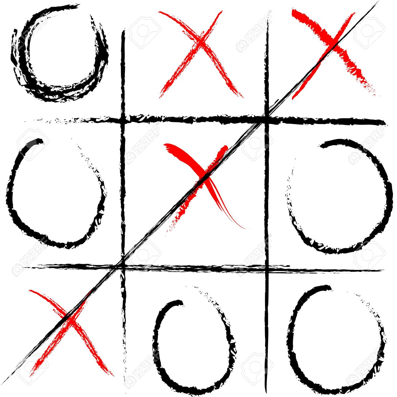 tick tack toe clipart clipground. Black Bedroom Furniture Sets. Home Design Ideas