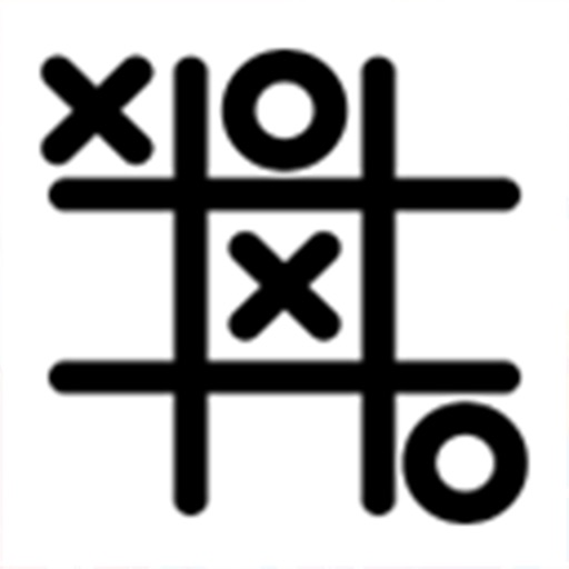Tic Tac Toe Easy Game for kids by Angrisa Leungtanapolkul.