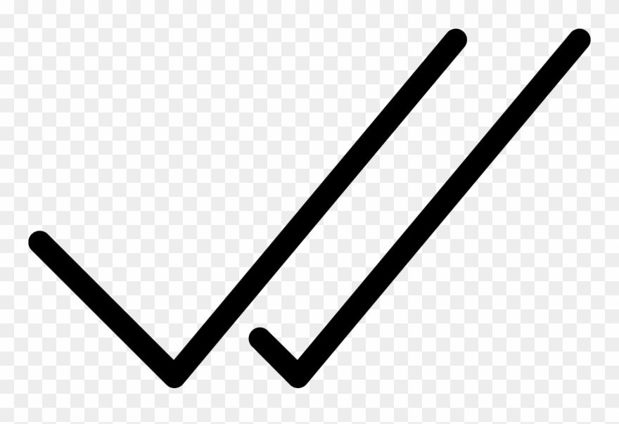 Double Check Png Png Free Stock.