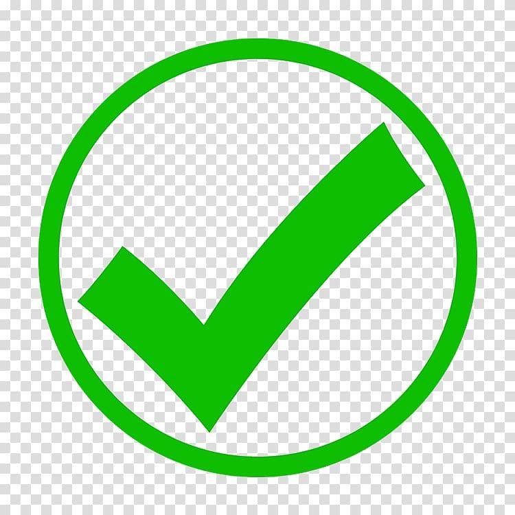 Check mark Computer Icons , green check circle transparent.