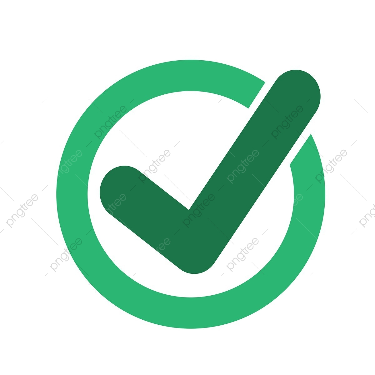 Check Mark Icon, Symbol, Icon PNG and Vector with.