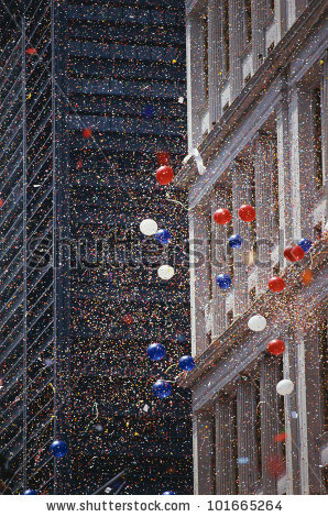 Ticker Tape Parade Stock Photos, Royalty.