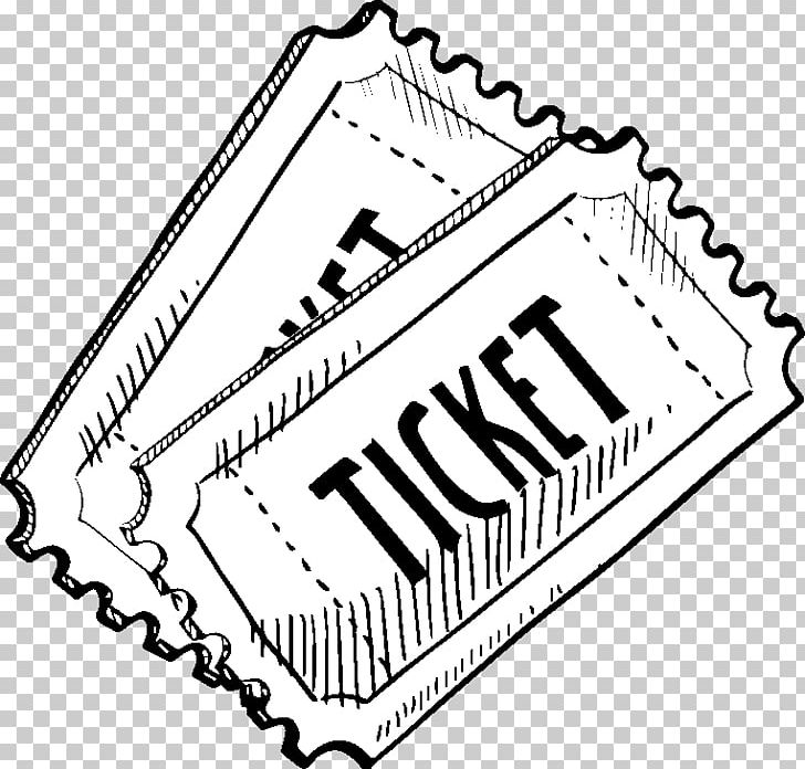 Drawing Ticket Film Sketch PNG, Clipart, Angle, Area, Black.