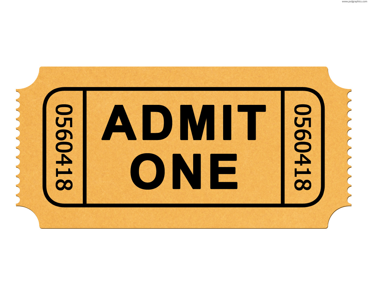 Ticket Clipart & Ticket Clip Art Images.