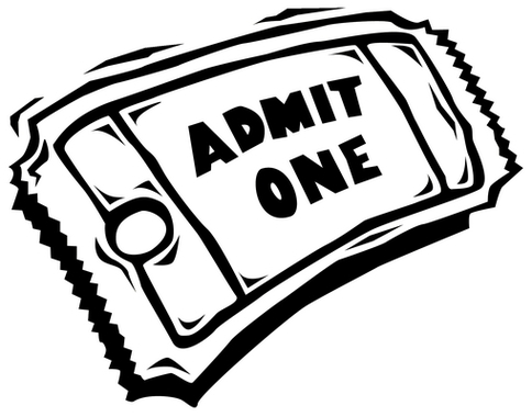 Movie Ticket Clip Art & Look At Clip Art Images.