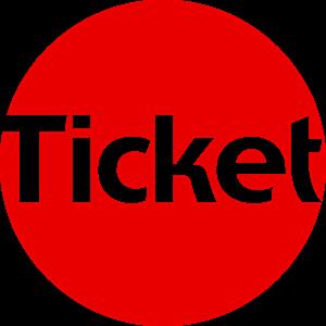 Ticket Logo Vectors Free Download.