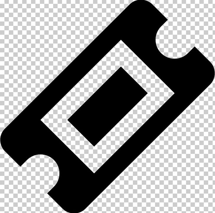 Computer Icons Logo Ticket PNG, Clipart, Angle, Black, Black.