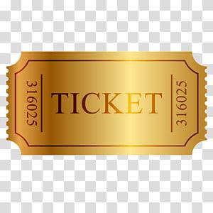 Tickets, Ticket.