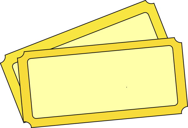 Free Blank Golden Ticket Template, Download Free Clip Art.