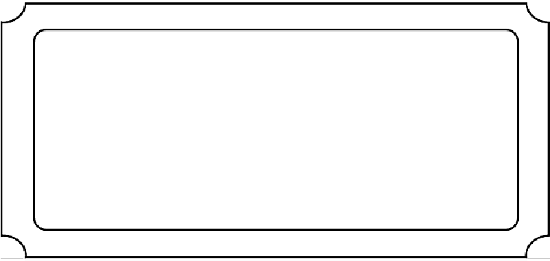 Download High Quality Ticket Shape Transparent PNG Images.