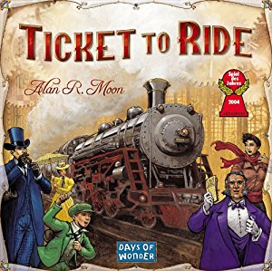 Amazon.com: Ticket To Ride: Various: Toys & Games.