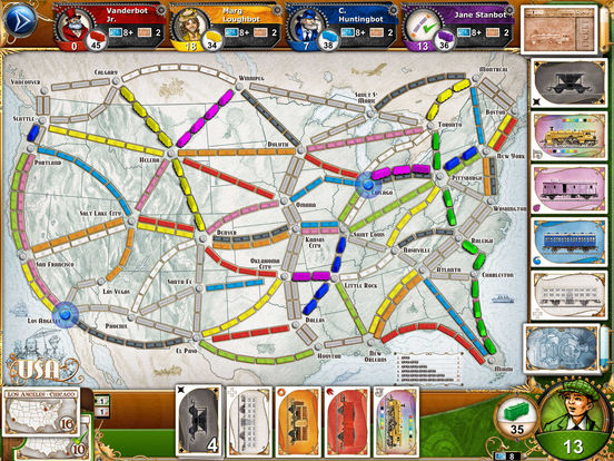 Ticket to Ride on the App Store.