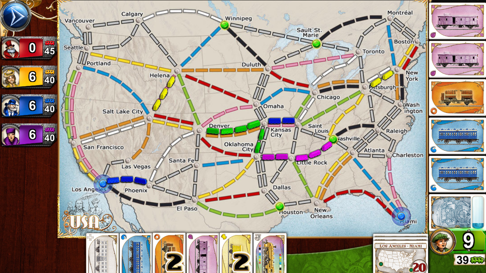 Amazon.com: Ticket to Ride: Appstore for Android.