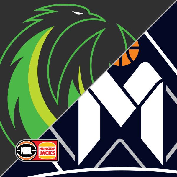 S.E. Melbourne Phoenix vs. Melbourne United.