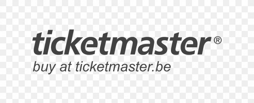 Prudential Center Ticketmaster Logo Concert, PNG, 1000x407px.