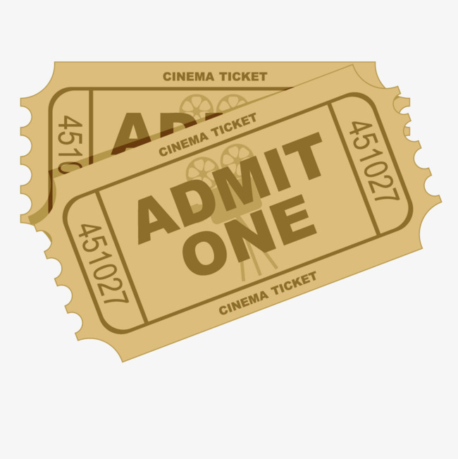 Movie Ticket Png & Free Movie Ticket.png Transparent Images.
