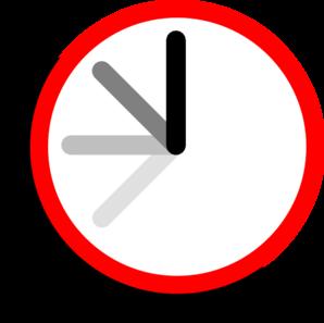 Clock Ticking Clipart.