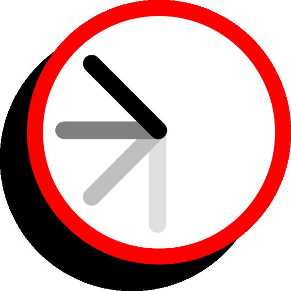 Ticking Clock Frame 6 Clip Art at Clker.com.
